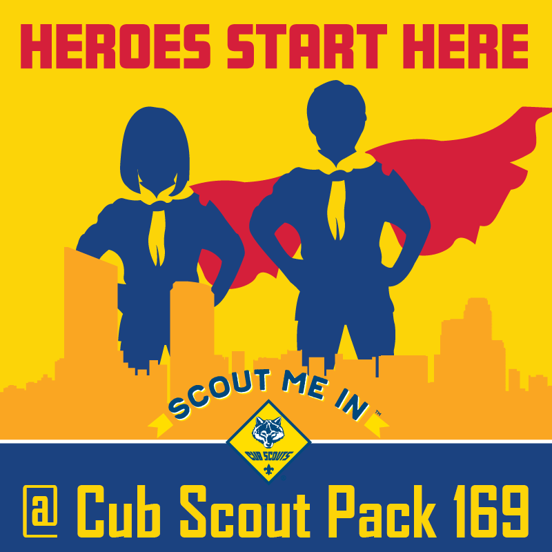 Cub Scout Pack 169 | Meridian Ranch, Falcon, CO
